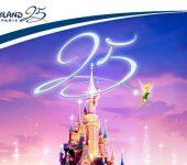 25 ans de Disney à Paris : les actions